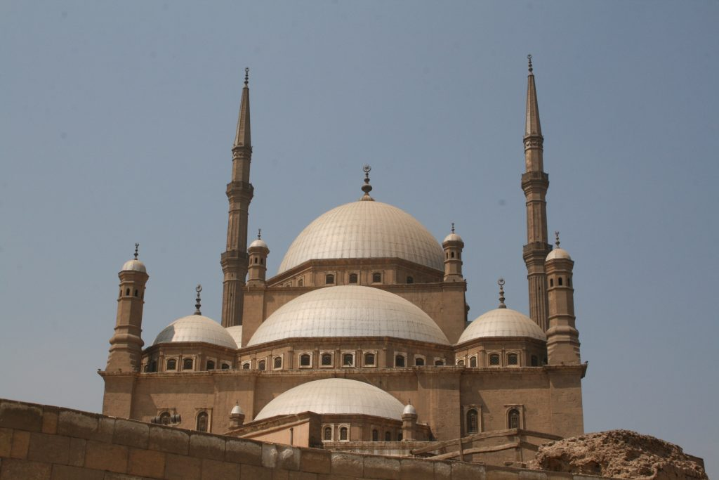 Cairo S Ottoman Influence Resistance In Muhammad Ali Mosque