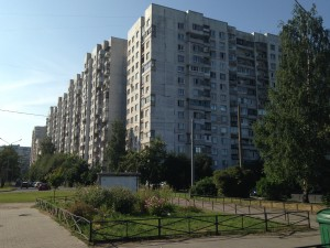 Primorskaya apartments