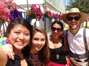 PRESHCO Students Studying Abroad in Spain