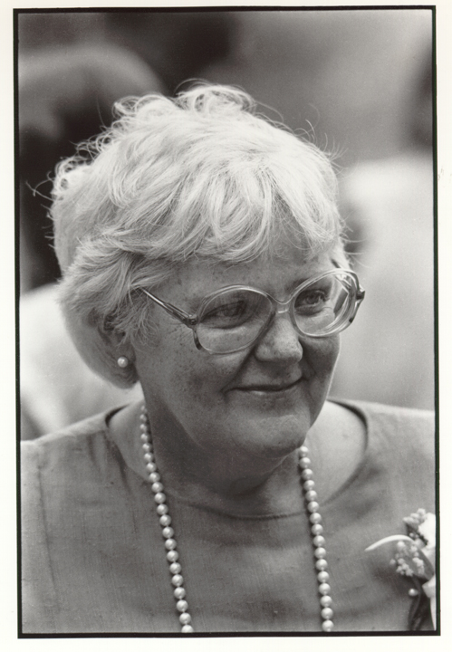 Mary Maples Dunn, President 1985-1995