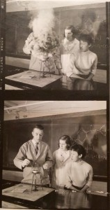 Laboratory experiment (undated).