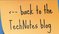 TechNotes blog