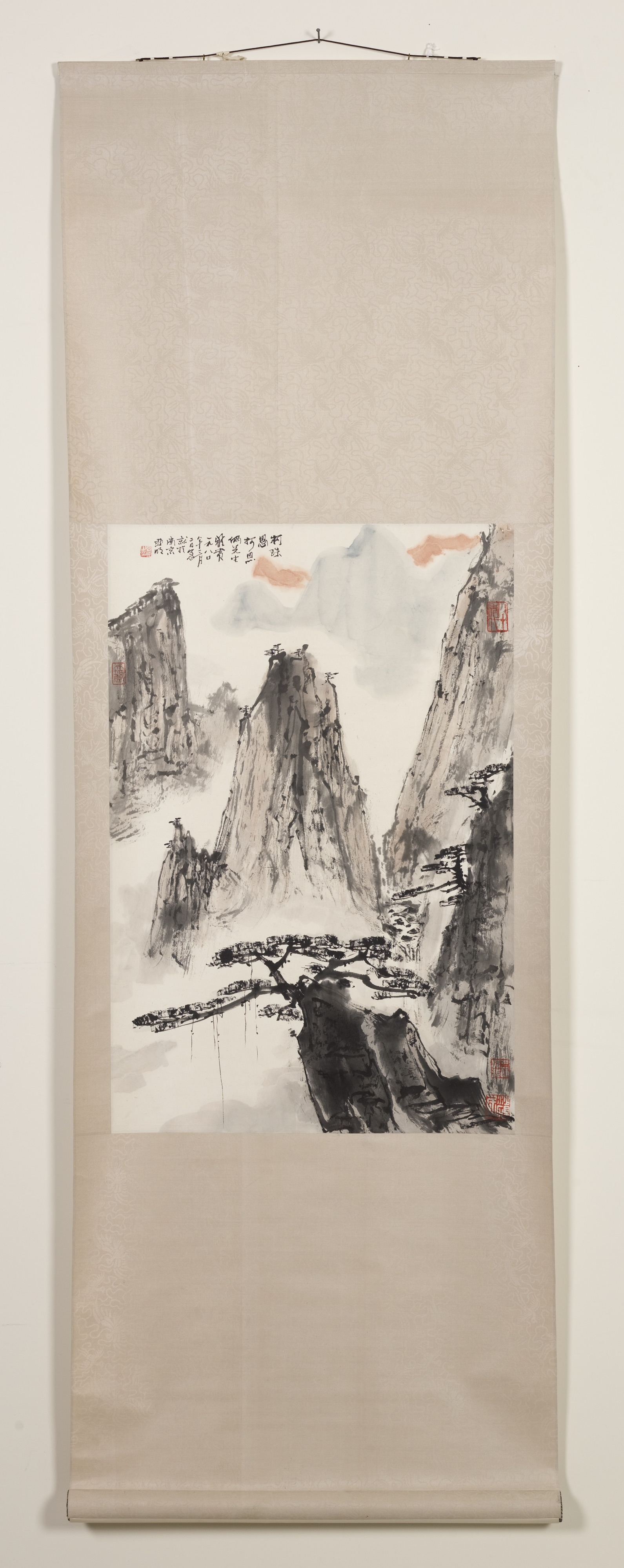 Image of Mount Huang painting