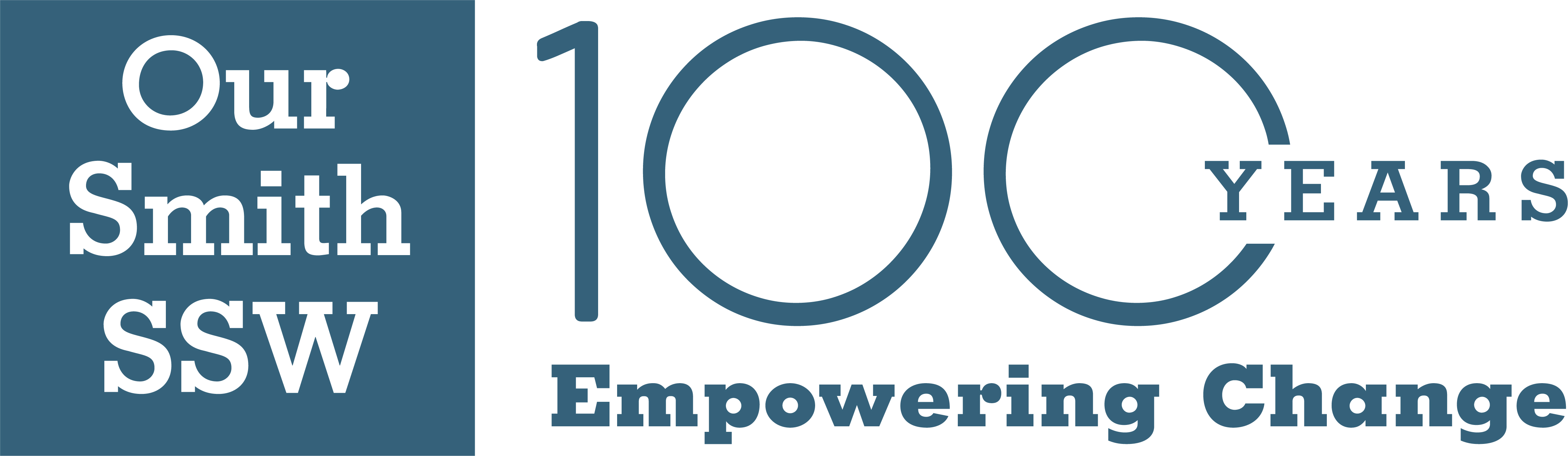 Our Smith SSW 100 Years of Empowering Change