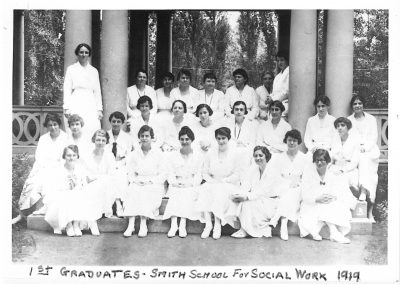 1919 Class and summer students Class Photo