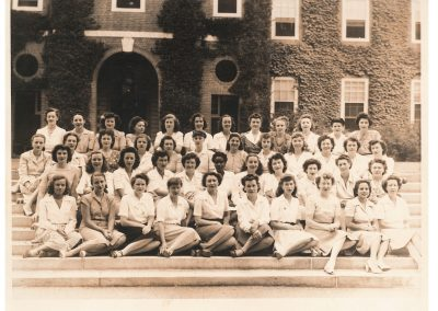 """Class of 1945 Photo """"The Invaders"""""""