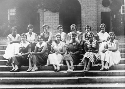 Members of the Class of 1953