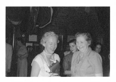 1955 Miss Bell and Miss Day 60 1315
