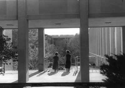 1967 looking out from balcony 60 1315
