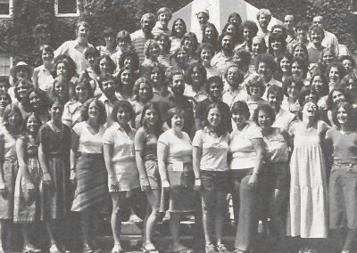 1970s Class Photo from 1979 Bulletin
