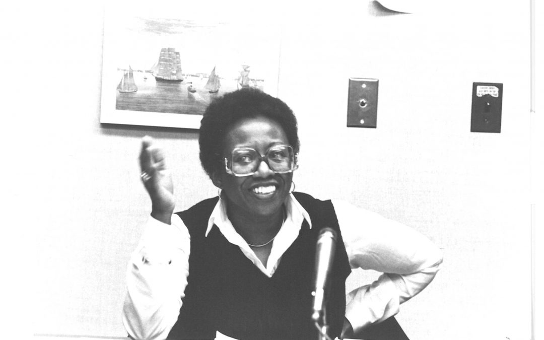 Mary F. Hall, Social Work Education and Racism, 1960s