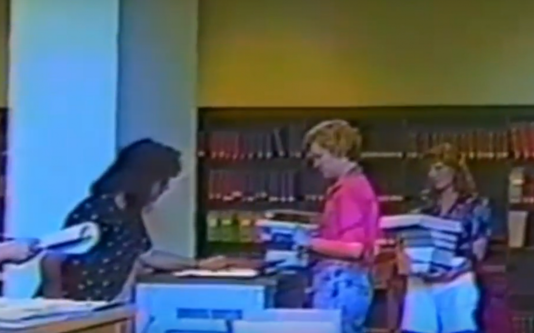 Day in the Life of a Plan B Student, 1989